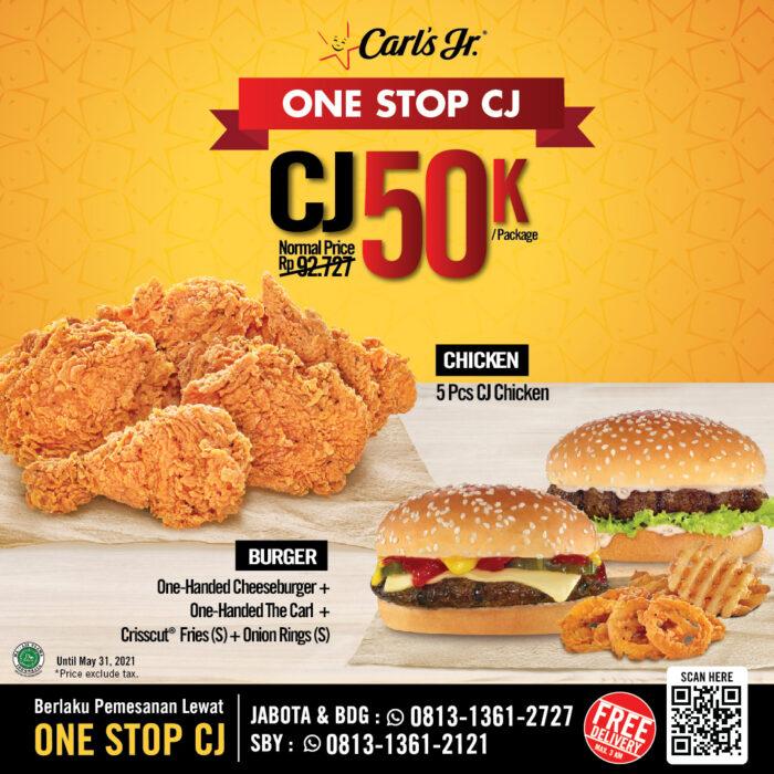ONE STOP CJ 50K